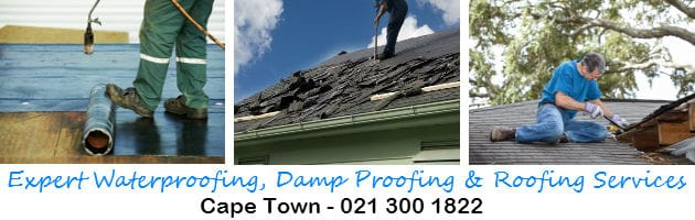 waterproofing rosebank
